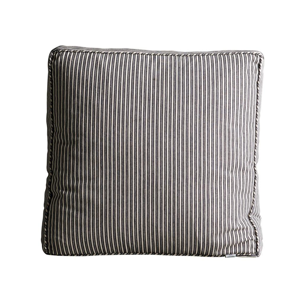 BASEBET black/white 45x45H7 sittdyna