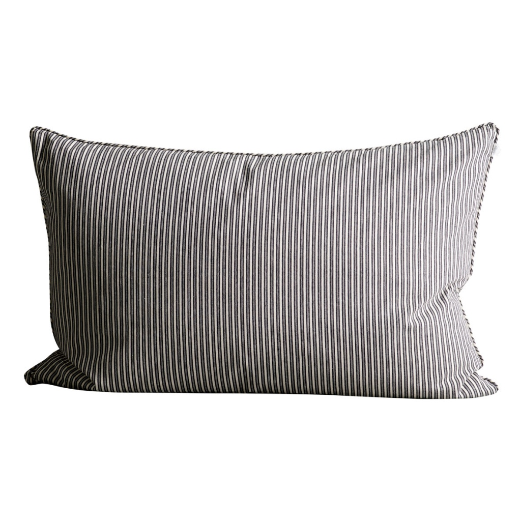 BASEBET black/white 75x50 kuddfodral