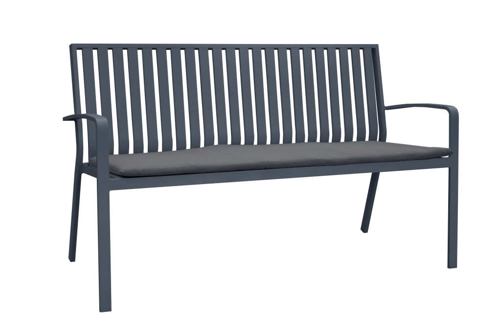 Cosmo parksoffa charcoal