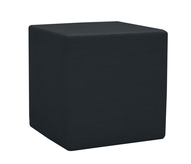 Cozy sittpall svart
