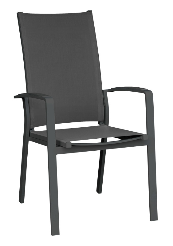 Cosmo positionsstol svart/charcoal