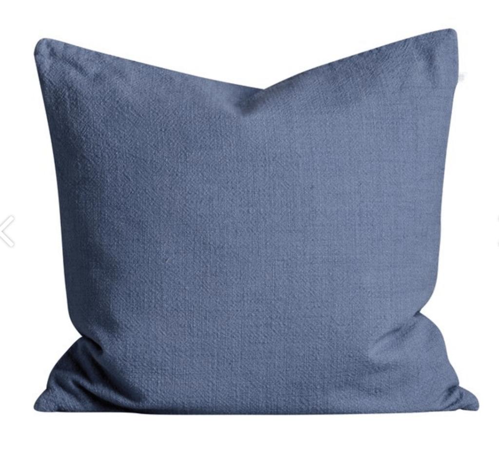 DECOPLAIN azul 50x50 kuddfodral