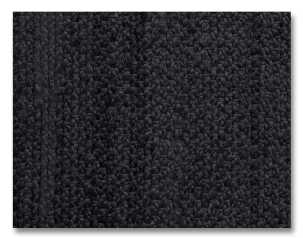Matta Hampa Grey 250x350 cm