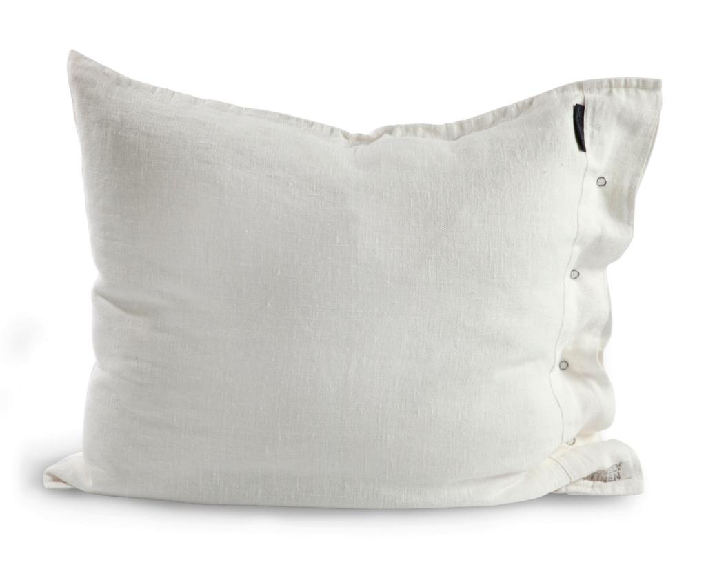Kuddfodral malibu 50x60 white