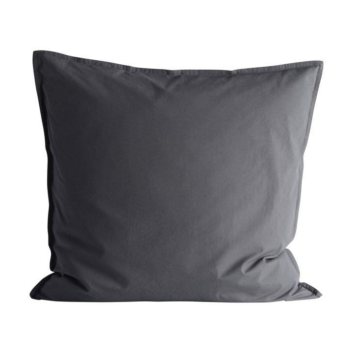 Örngott 50x60 grå set om 2