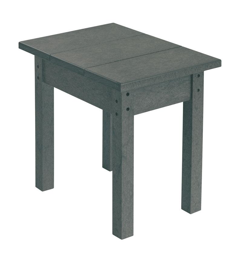 Sidobord slate grey