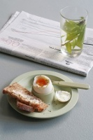 Dippy Egg - Coconut White