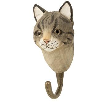 Handsnidad Krok Katt