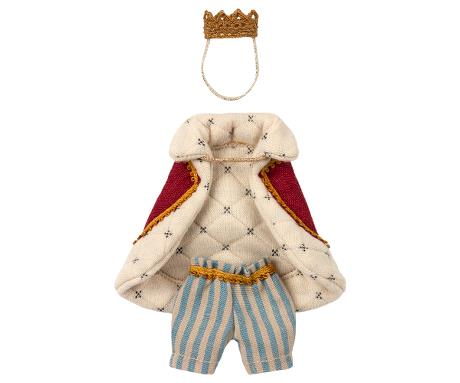 King clothes for mouse