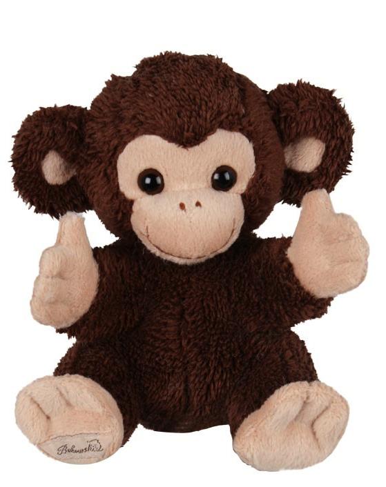 Mjukdjur Baby Bernard