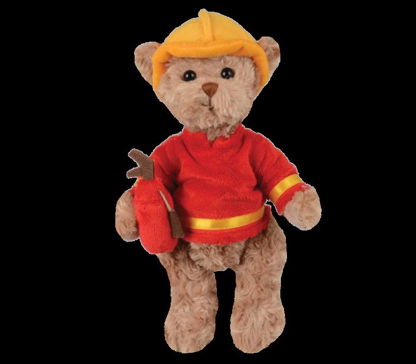 Mjukdjur Kristoffer -the fireman 50%