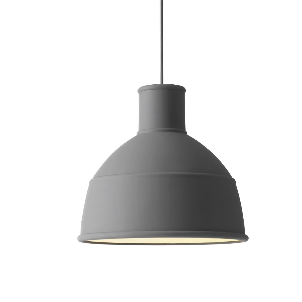 Muuto Unfold Pendant lamp Grey
