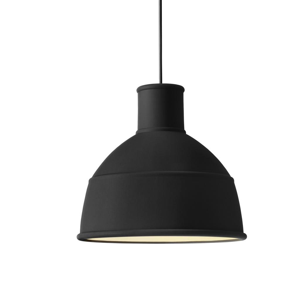 Muuto Unfold Pendant Lamp Black