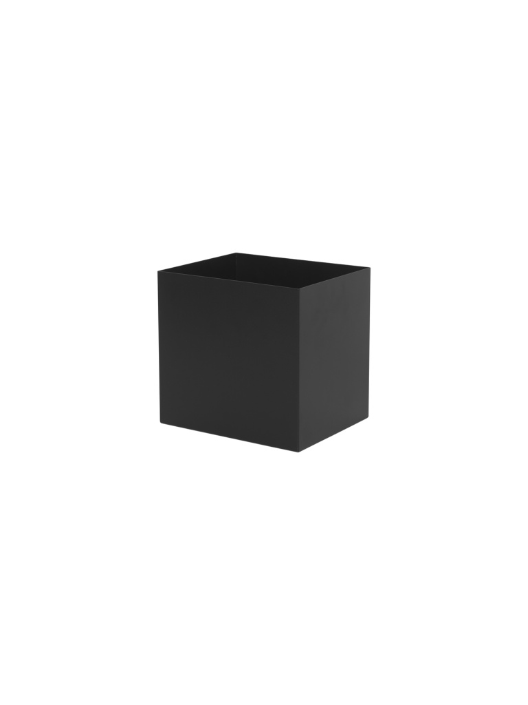 Ferm Living Plant Box Insats - Kruka Black