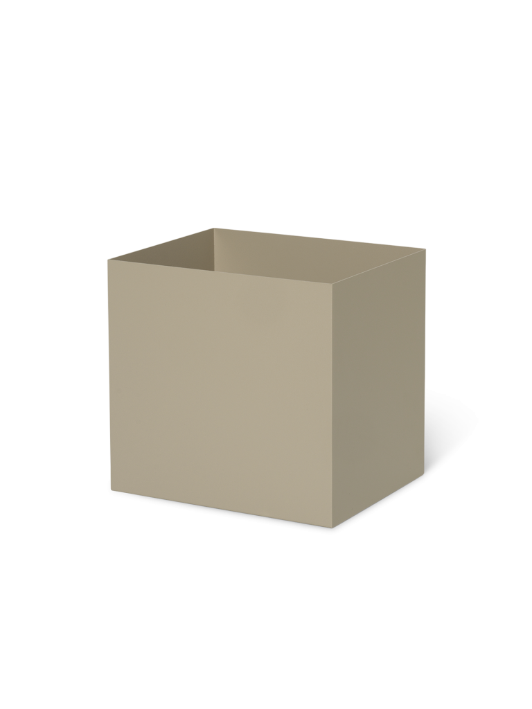 Ferm Living Plant Box Pot Cashmere