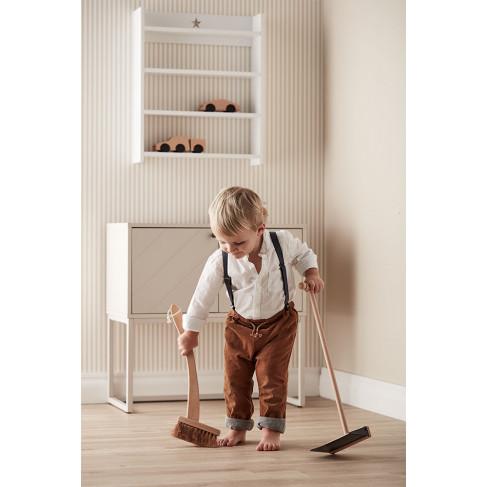 Kids Concept Bistro Sopborste och skyffel