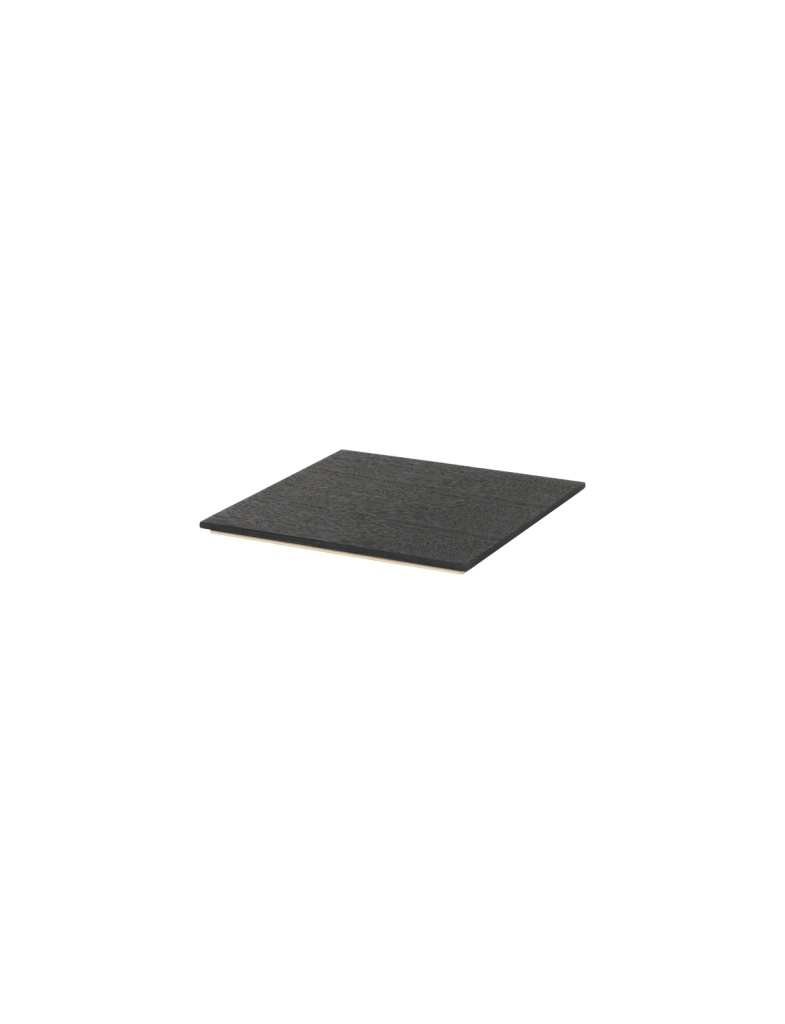 Ferm Living Tray for Plant Box Wood Black