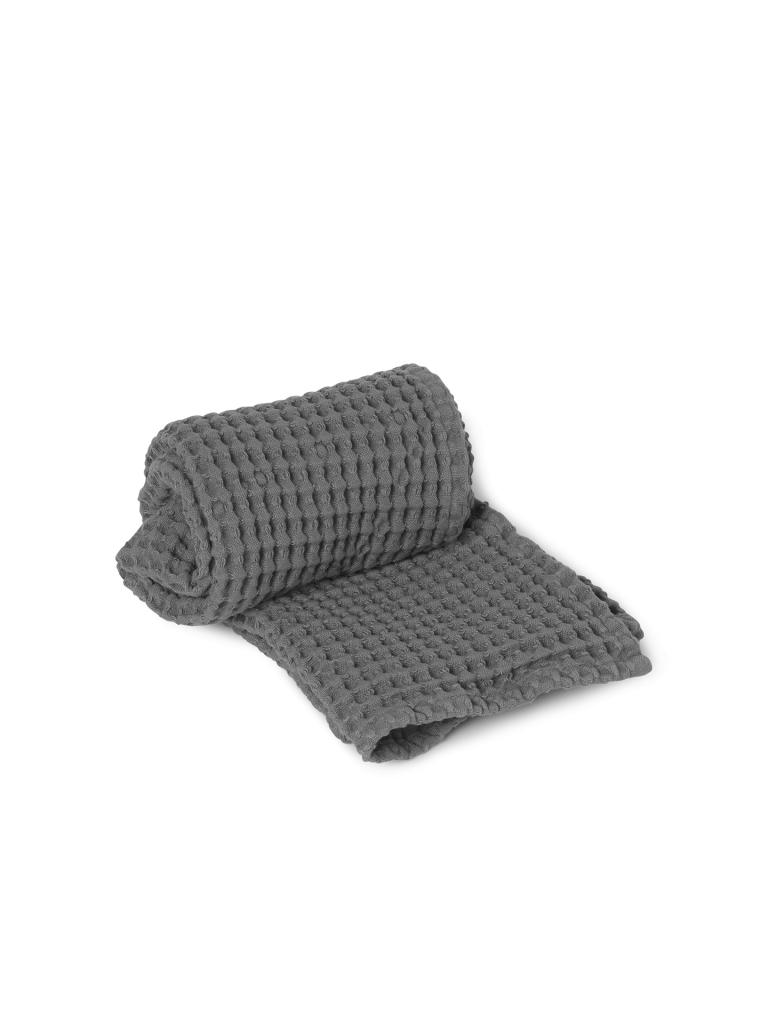 Ferm Living Organic Hand Towel 50x100 Grey