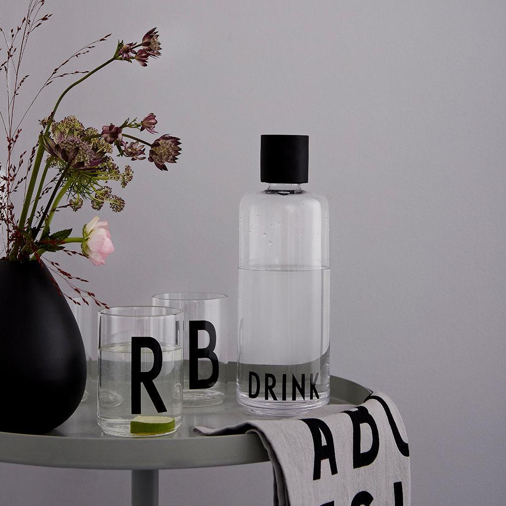 Design Letters Drink Carafe Large