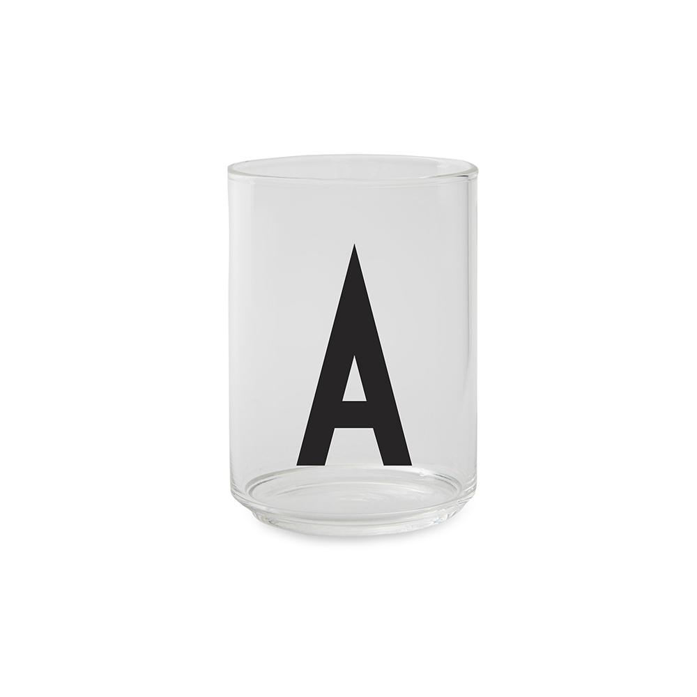 Design Letters Dricksglas A