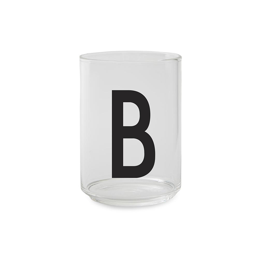 Design Letters Dricksglas B