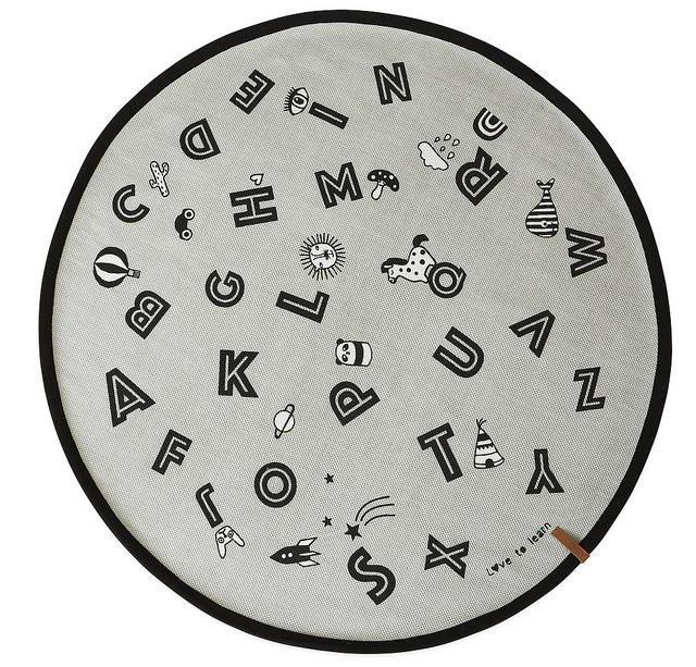 OYOY Matta Alfabet D120 cm