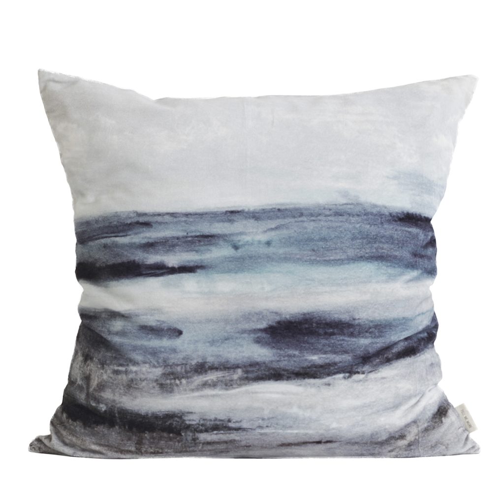 Tell Me More Go by the sea cushion cover 60x60 cm