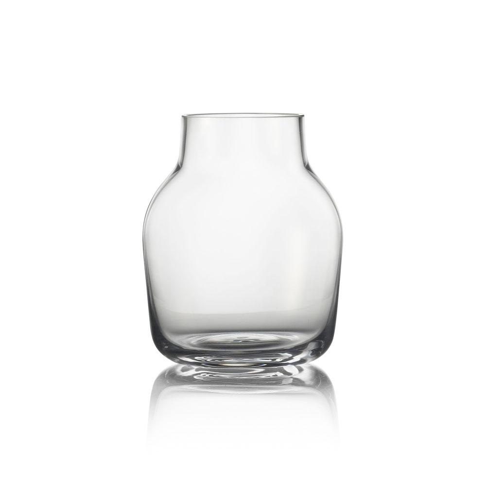 Muuto Silent Vase 11 cm Clear