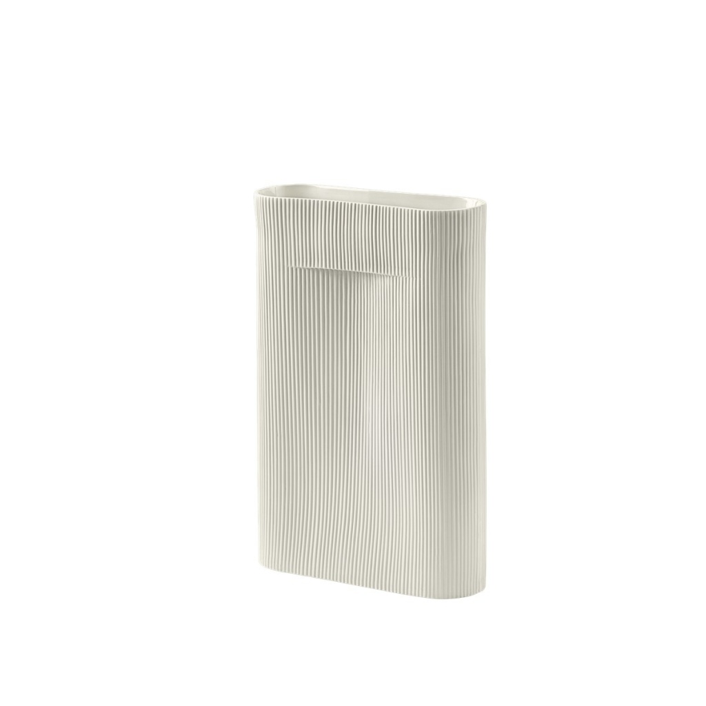 Muuto Ridge Vase 48,5 cm - Off White