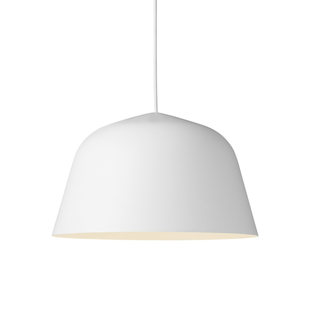Muuto Ambit Pendant – White Ø 40 cm