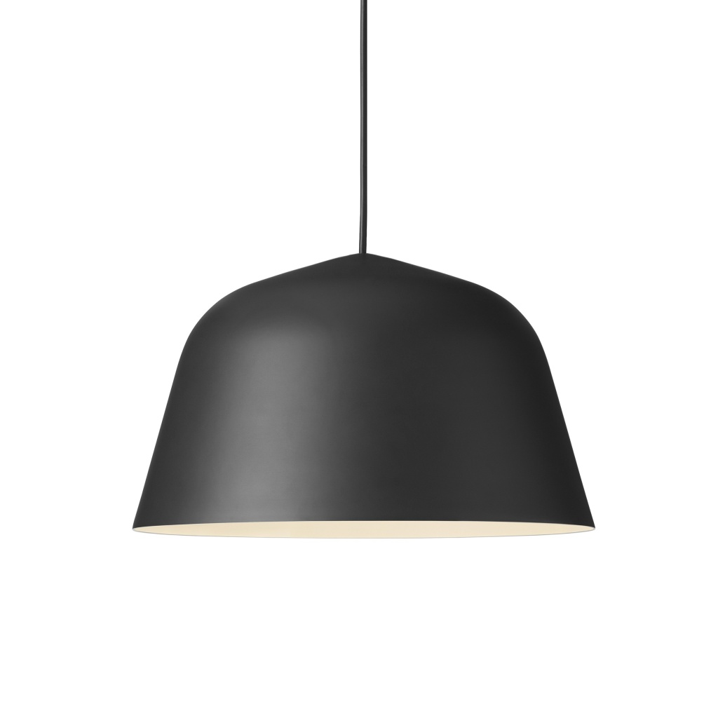 Muuto Ambit Pendant – Black Ø 40 cm