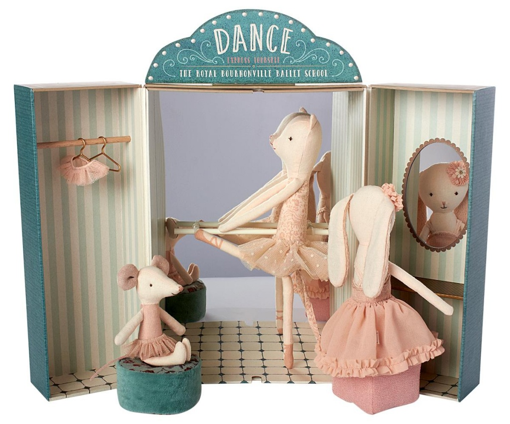 Maileg Ballet School
