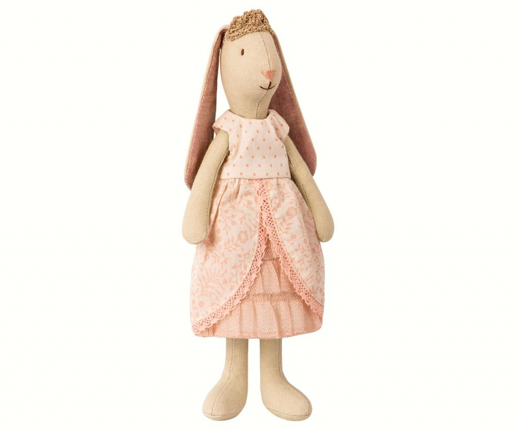 Maileg mini Bunny Light Princess Rose