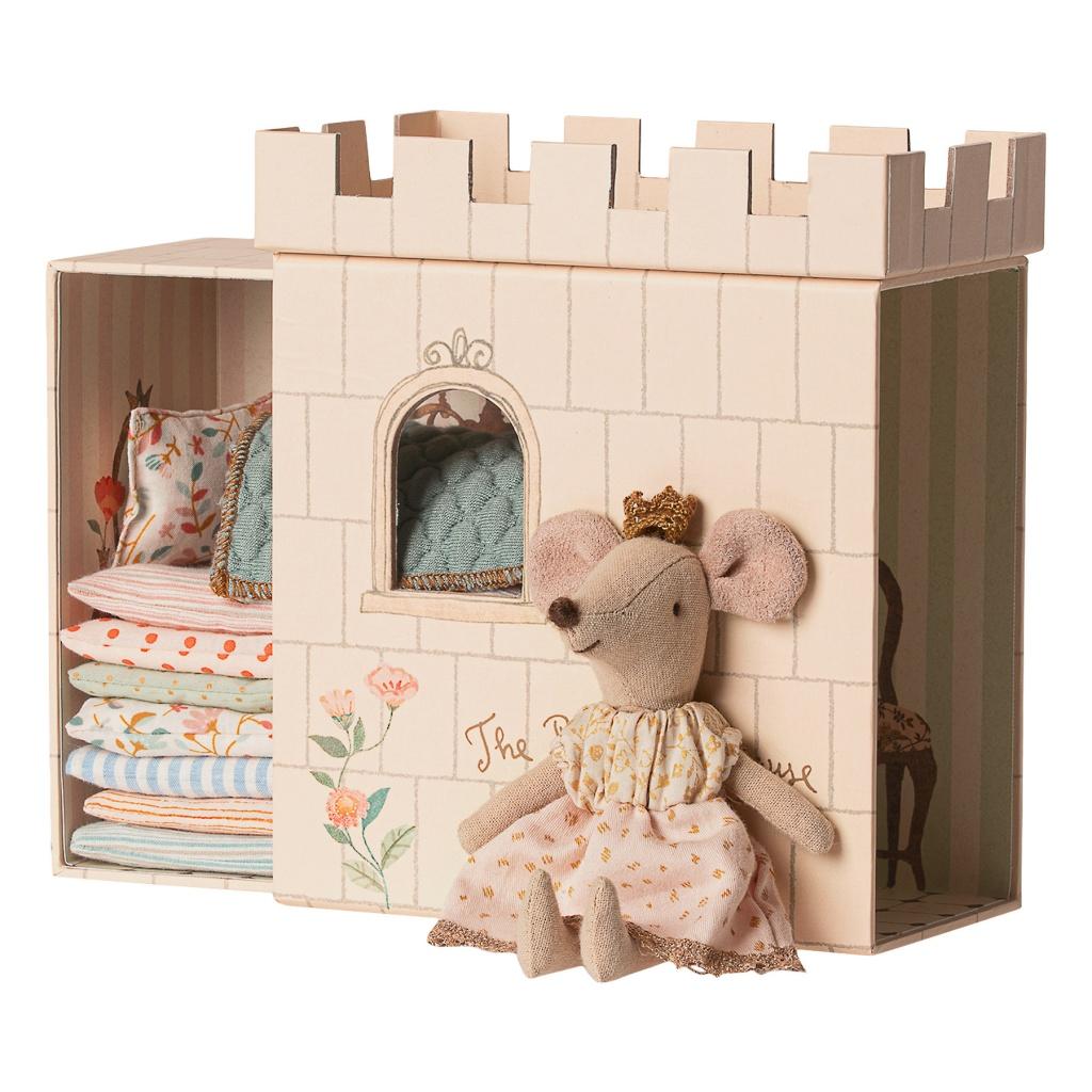 Maileg Princess on the Pea - Big Sister Mouse
