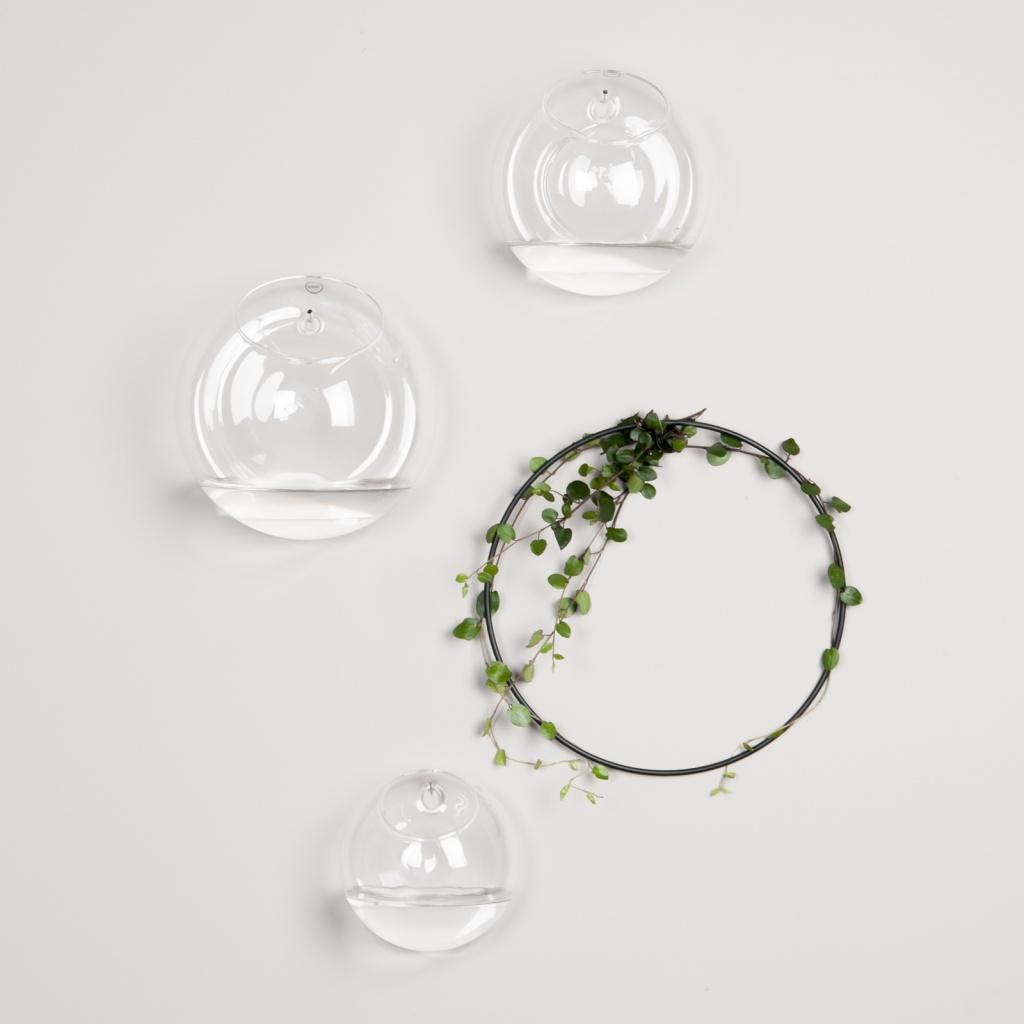 Dbkd Väggvas Glas