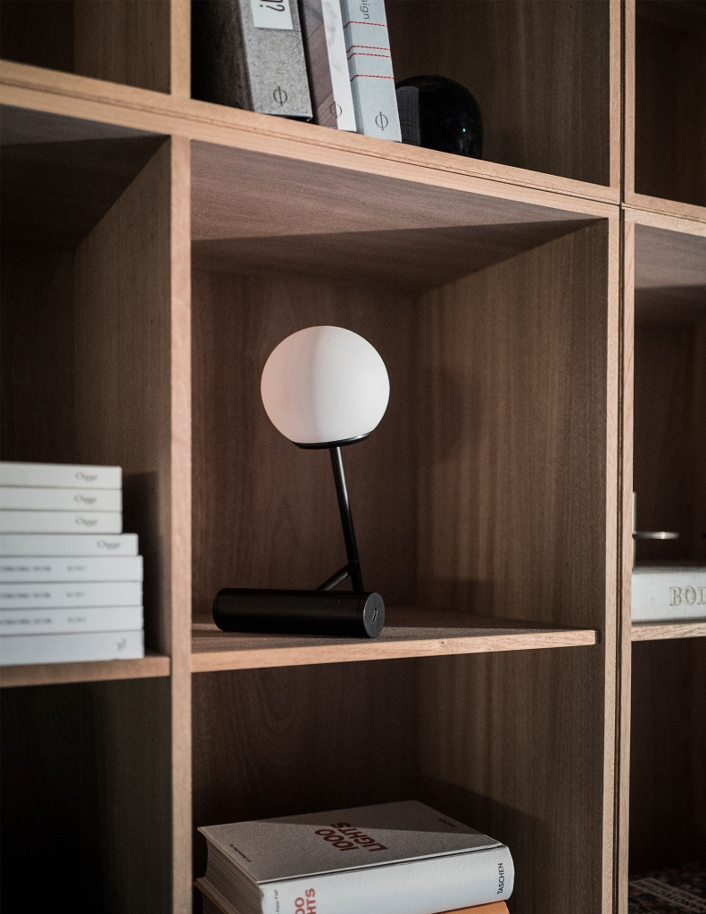 Menu Phare LED Lamp Black