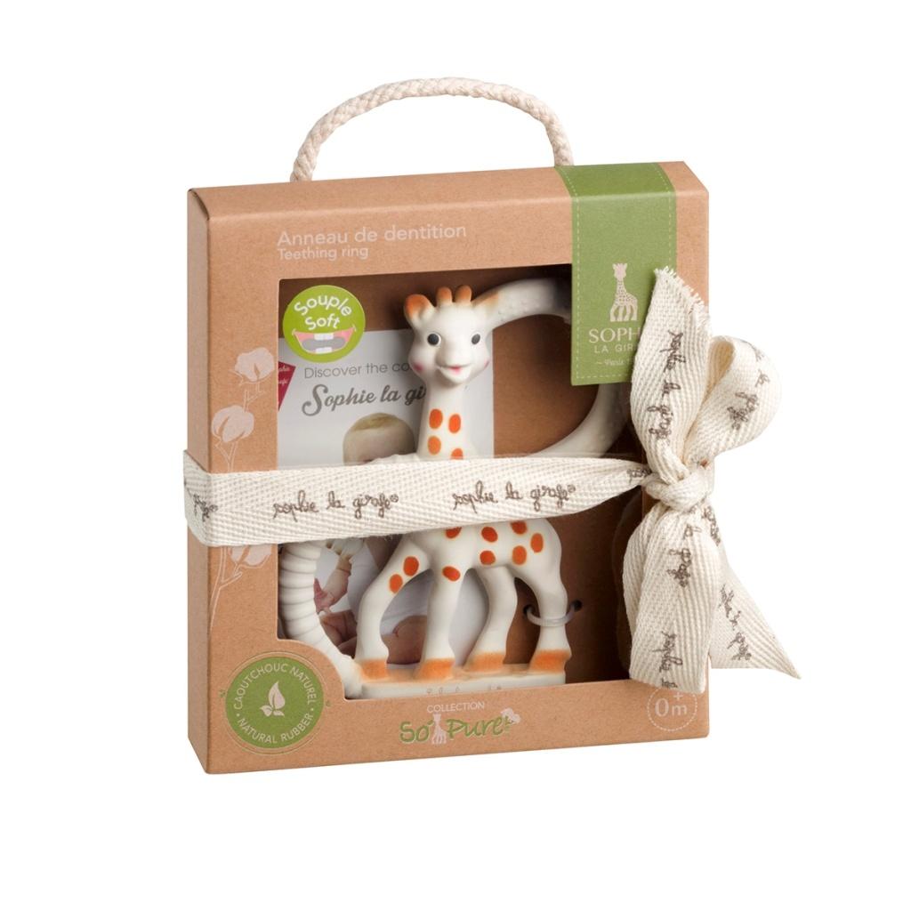 Sophie la girafe Bitring Very Soft