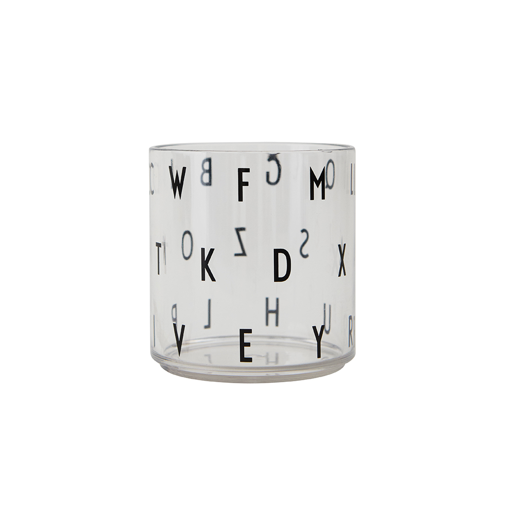 Design Letters Kids Drinking Glass Special Edition ABC