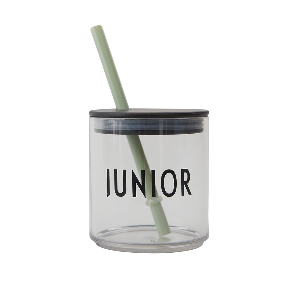 Design Letters Kids Drinking Glass Special Edition Junior