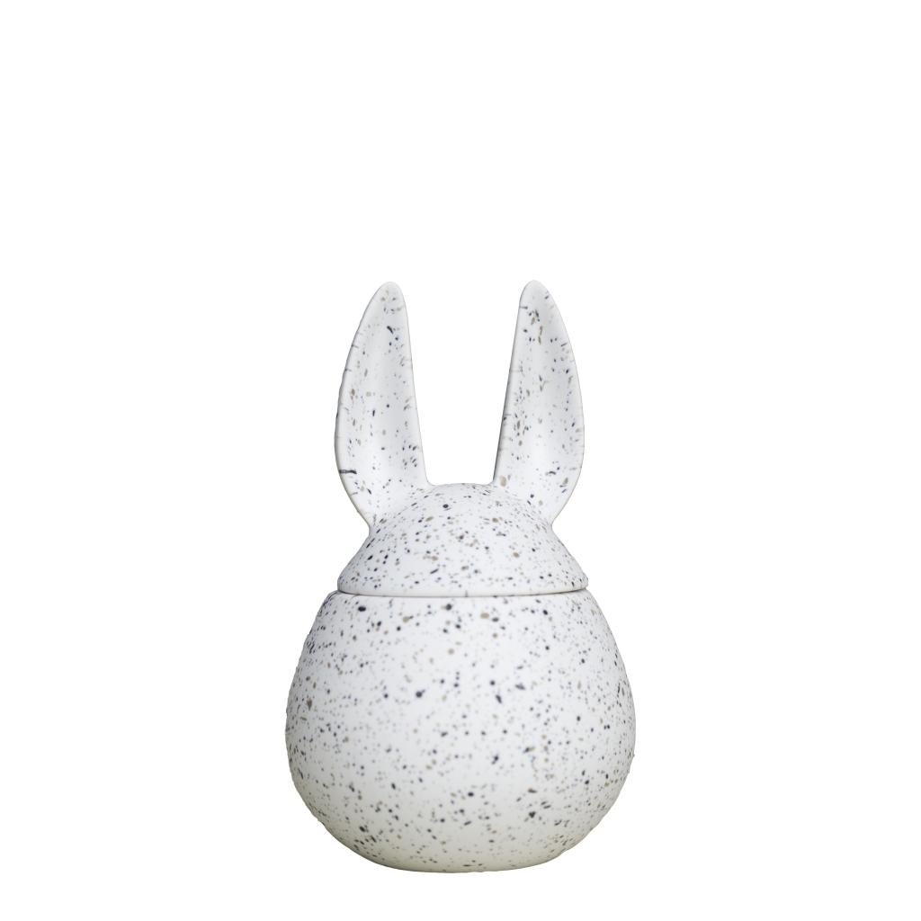 Dbkd Eating Rabbit White Dot Small