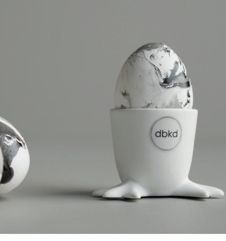 Dbkd Äggkopp Walking Egg