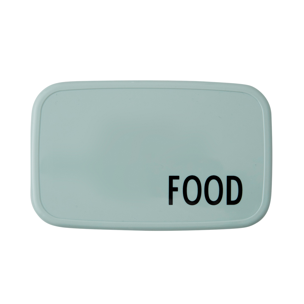Design Letters Food & lunch Box Green
