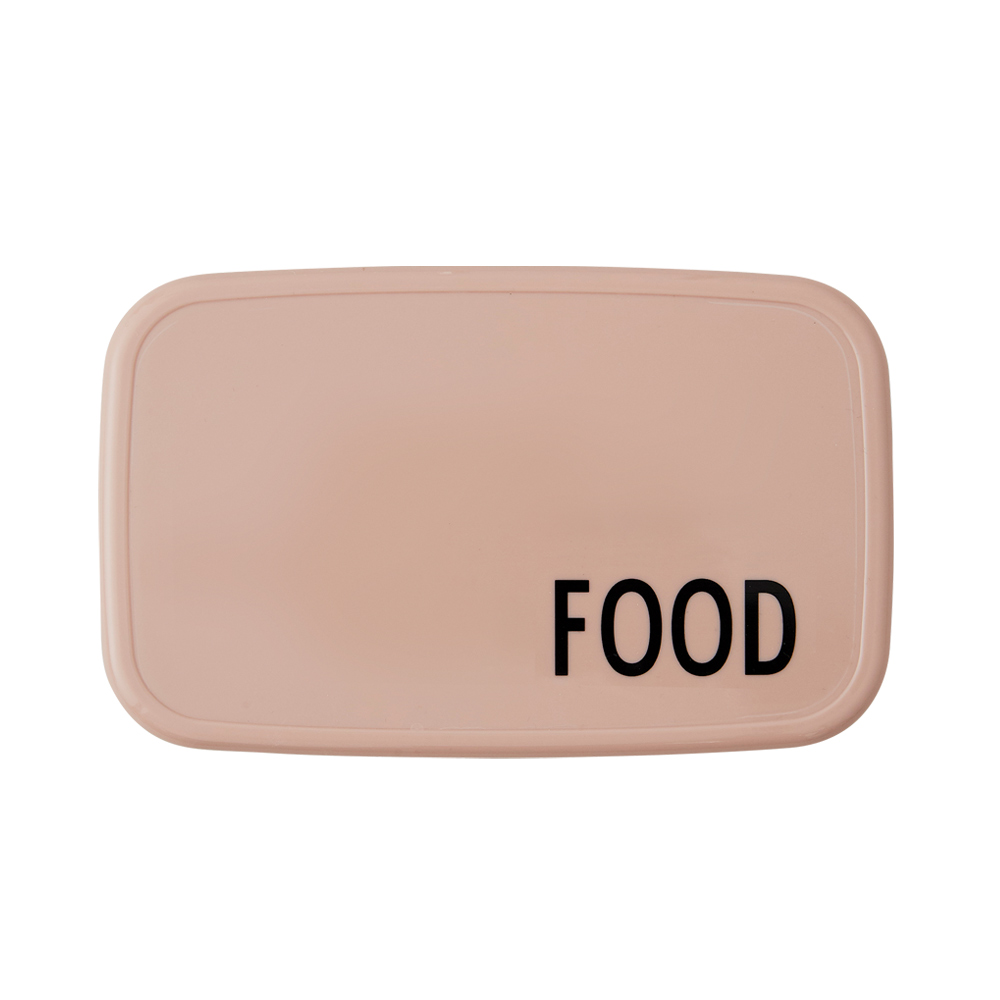 Design Letters Food & lunch Box Nude