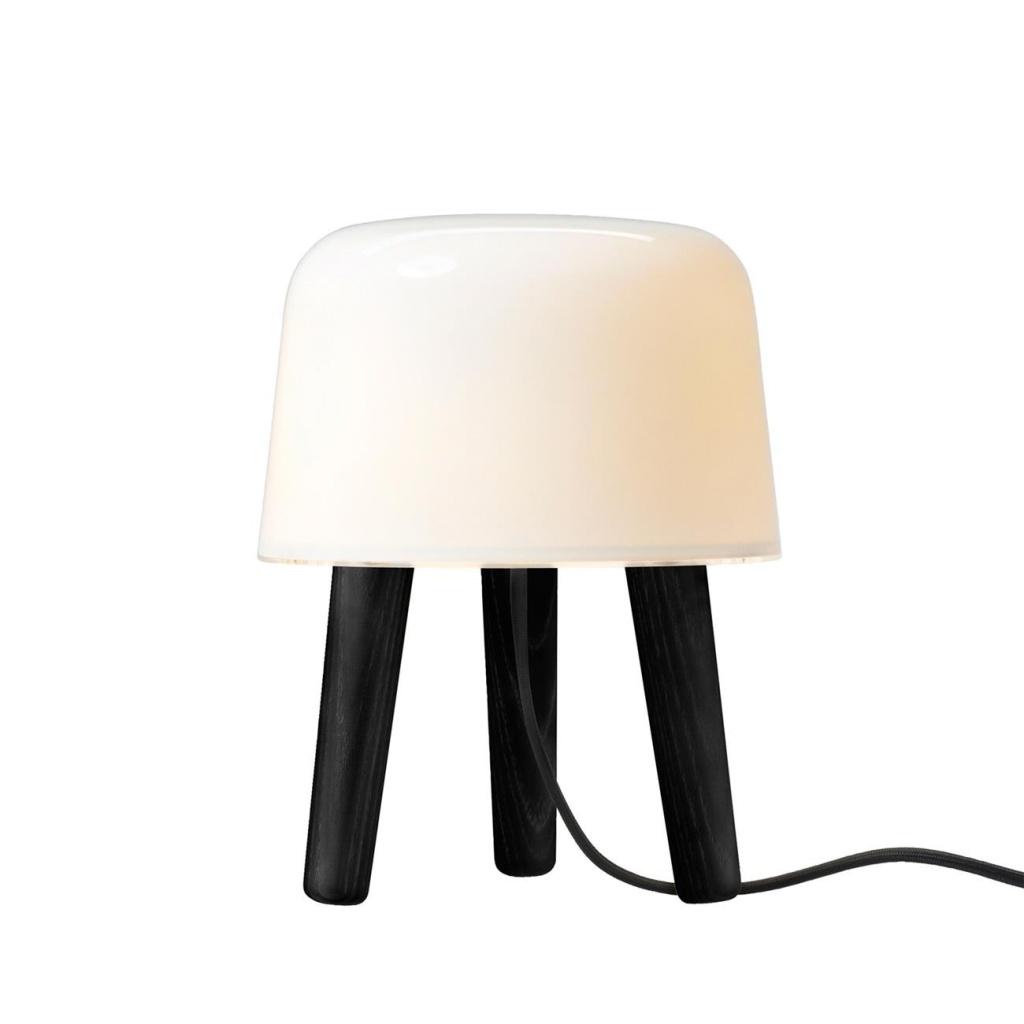 & Tradition Milk lamp-Black legs