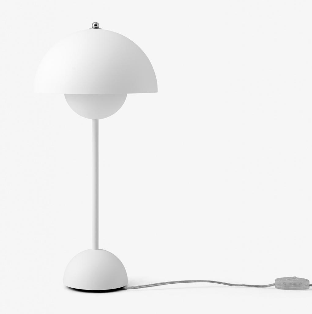Flowerpot Table Lamp - VP3 - Matt Vit