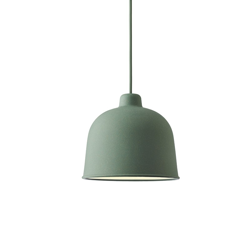 Muuto Grain Pendant Dusty Green