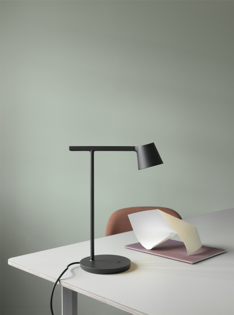 Muuto Tip Table Lamp Black
