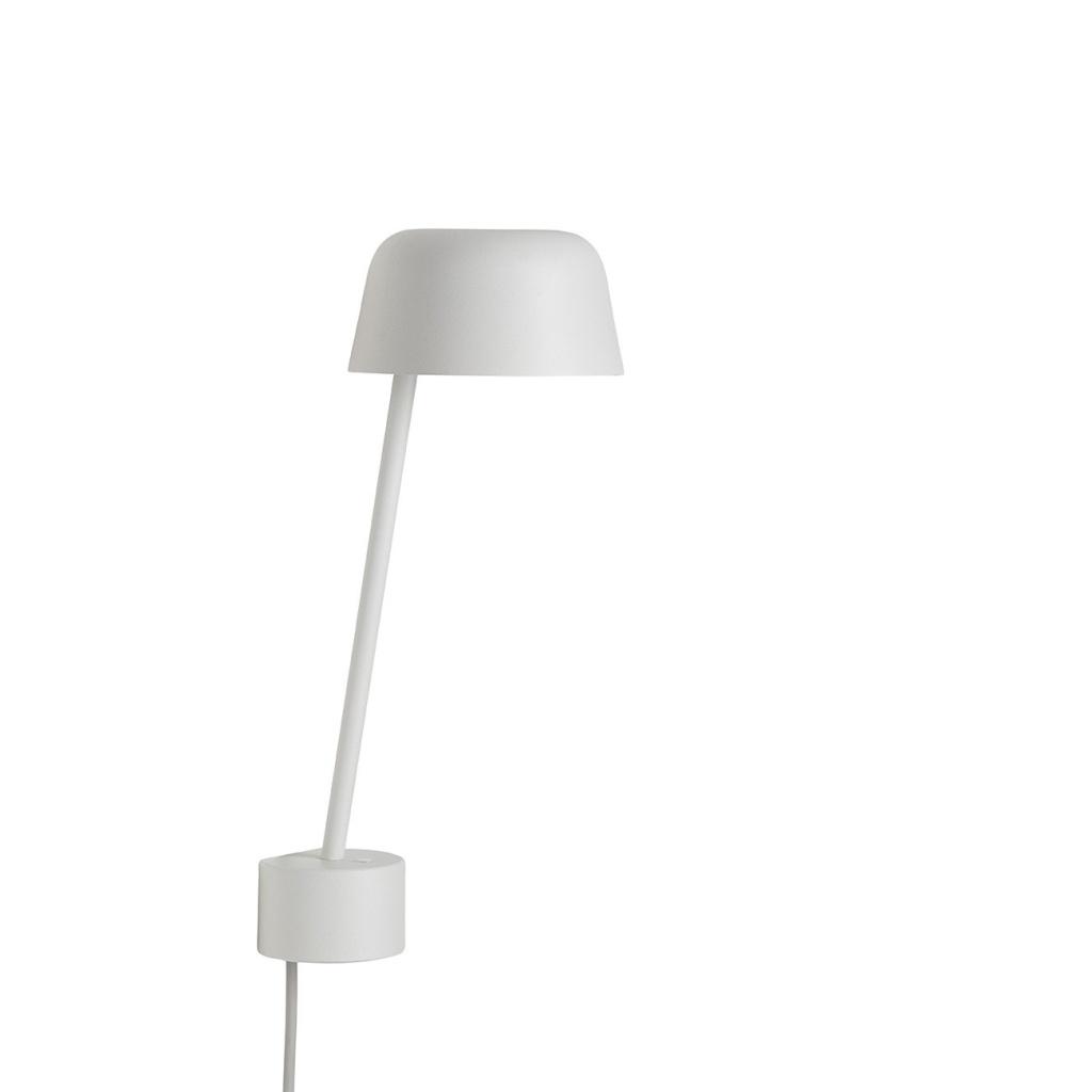 Muuto Lean Lamp - White