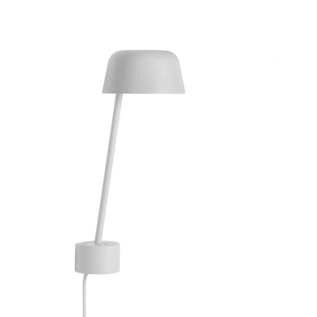 Muuto Lean Lamp – Grey