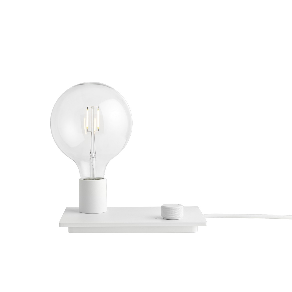 Muuto Control Lamp - White LED